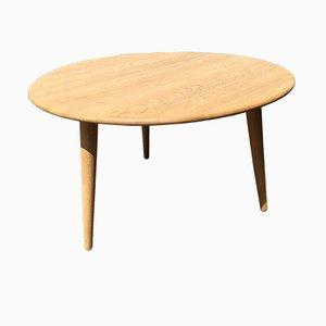 Table Basse CH008 en Chêne par Hans J. Wegner pour Andreas Tuck, Danemark, 1950s