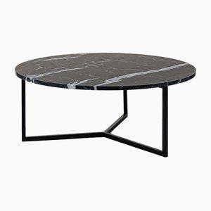Mesa de centro Oval negra de Un'common