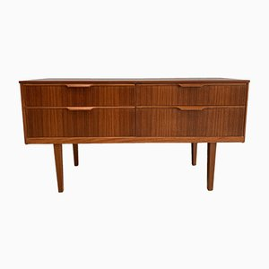 Mid-Century Teak Sideboard by Frank Guille, 1960s