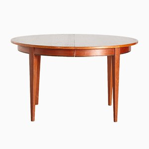Danish Teak Model 55 Dining Table from Omann Jun, 1960s