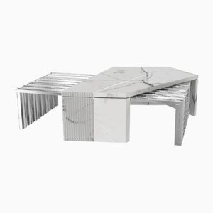 Vertigo Outdoor Center Table from Covet Paris