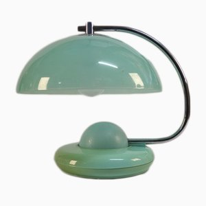 Mid-Century Plastic Sensor Table Lamp, 1960s