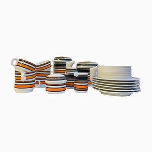 German Porcelain Tableware Set from Thomas, 1970s