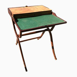 Tavolino portagioie antico