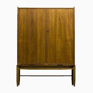 Schwedischer Schrank aus Teak & Eiche von Svante Skogh für Seffle Möbelfabrik, 1950er