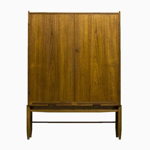Swedish Teak and Oak Cabinet by Svante Skogh for Seffle Möbelfabrik, 1950s