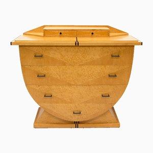 Vintage Italian Maple Dresser from Roche Bobois, 1980s
