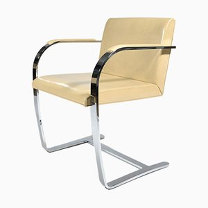 Italian Brno Dining Chair by Ludwig Mies van der Rohe for Knoll International, 1970s
