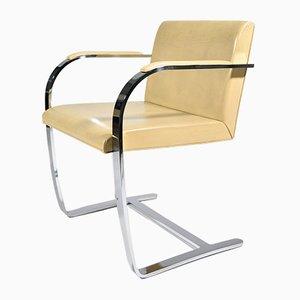 Chaise de Salle à Manger Brno par Ludwig Mies van der Rohe pour Knoll International, Italie, 1970s