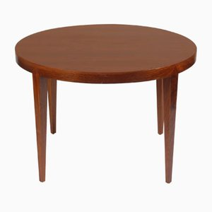 Danish Rosewood Coffee Table by Severin Hansen for Dansk Design, 1960s