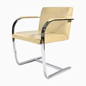 Chaise de Salon Brno par Ludwig Mies van der Rohe pour Knoll International, Italie, 1970s