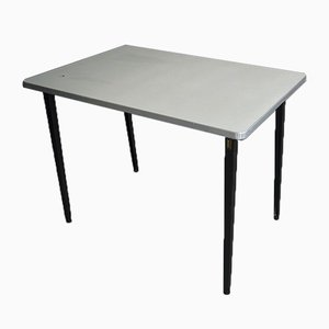 Steel & Formica Reform Dining Table by Friso Kramer for Ahrend De Cirkel, 1950s