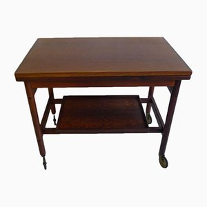 Danish Rosewood Trolley from Jason Møbler, 1960s