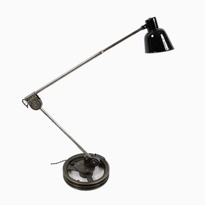 Deutsche Tischlampe von Bünte und Remmler, 1950er