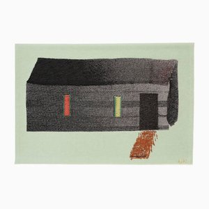 Farm House Wall Hanging by Kiki van Eijk