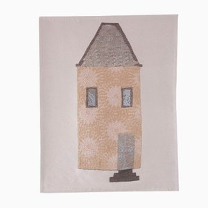 Town House Wall Hanging by Kiki van Eijk