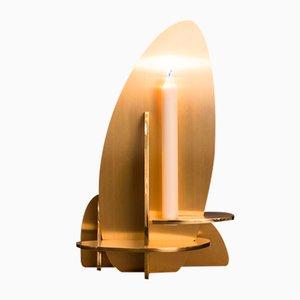 Kerzenhalter mit ineinandergreifenden Paneelen von Kiki Van Eijk & Joost Van Bleiswijk