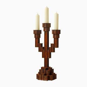 Nsng korrodierter Kerzenhalter 2 by Kiki Van Eijk & Joost Van Bleiswijk