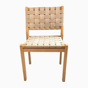 Beech Dining Chair by Alvar Aalto for Artek, 1960s