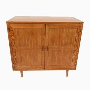 Vintage Danish Pine Cabinet, 1970s