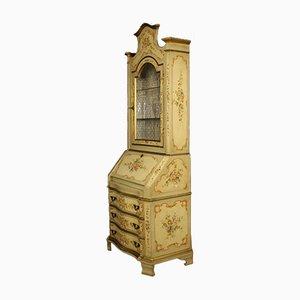Mueble italiano Mid-Century de madera, años 60