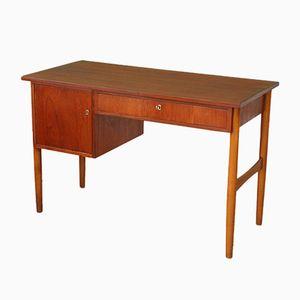 Dänischer Mid-Century Schreibtisch aus Teakholz, 1960er