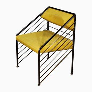Italienischer Vintage Armlehnstuhl, 1980er
