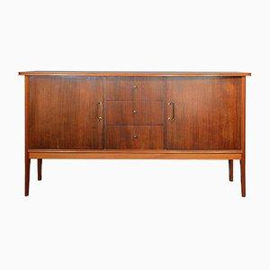 Sideboard aus Messing & Palisander von Vanson, 1960er