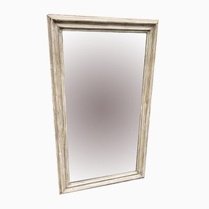 19th Century French Wood & Gesso Mirror