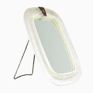 Specchio Mid-Century di Venini, Italia, anni '50