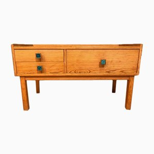Mid-Century Wooden Chest of Drawers, 1960s