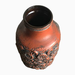 Large German Art Pottery Vase from Carstens Tonnieshof, 1960s