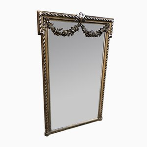 Antique French Framed Mirror