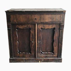 Vintage Hungarian Pine Dresser
