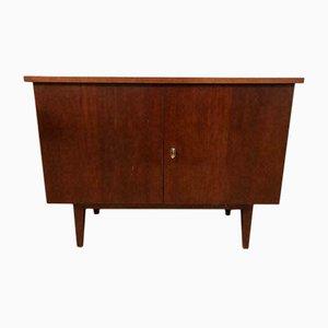 Mid-Century Wooden Cabinet, 1960s