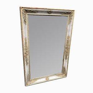 Antiker französischer Spiegel im Louis Philippe Stil