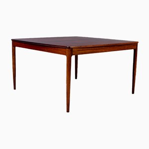 Rosewood Coffee Table by Yngvar Sandström for Seffle Möbelfabrik, 1950s