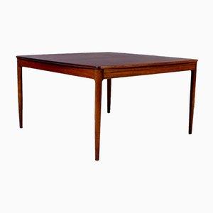 Rosewood Coffee Table by Yngvar Sandström for Seffle Möbelfabrik, 1950s