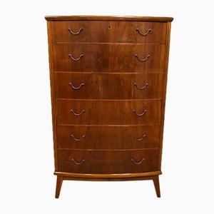 Mid-Century Wooden Dresser, 1960s