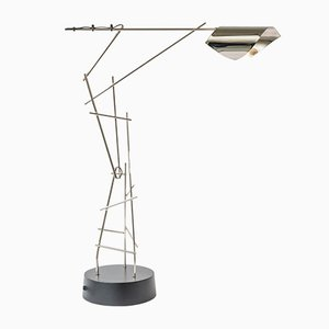Nickel Plated Tinkeringlamps Table Lamp by Kiki Van Eijk & Joost Van Bleiswijk