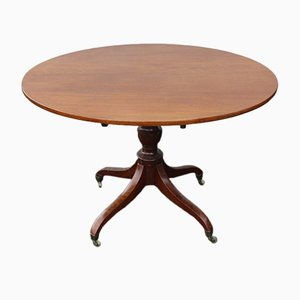 Antique Mahogany Dining Table, 1830s