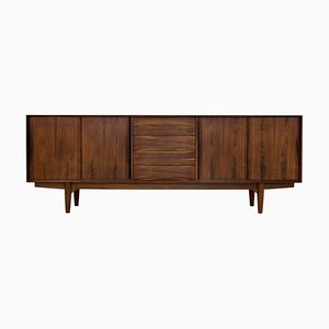 Rosewood Sidebord by Arne Vodder, 1960s