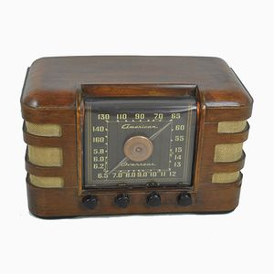 Model 66TC Radio from Crosley Corporation, 1940s