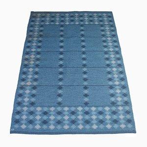Scandinavian Modern Wool Carpet by Ingrid Dessau, 1950s