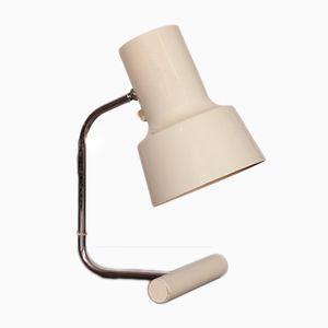 Tischlampe aus Metall von Josef Hurka für Napako, 1970er