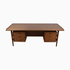 Model 207 Desk by Arne Vodder for Sibast, 1960s