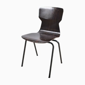 Model 6408 School Chair from Eromes, 1960s