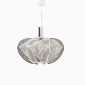 Perspex Ceiling Lamp by Paul Secon for Sompex, 1970s