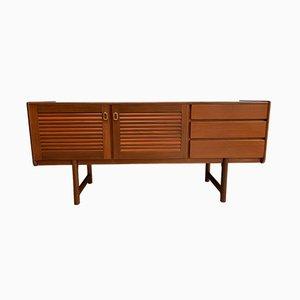 Mid-Century Sideboard aus Teakholz von McIntosh, 1960er