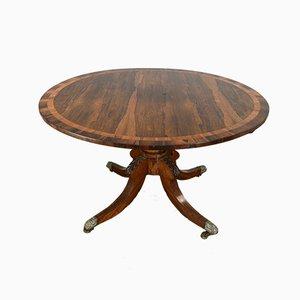 Antiker Esstisch aus Palisander